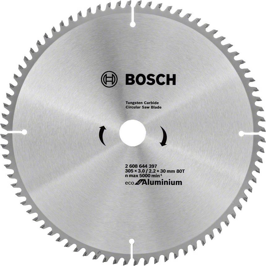 Диск пильный Bosch 305x80x30 по алюминию, фото 2