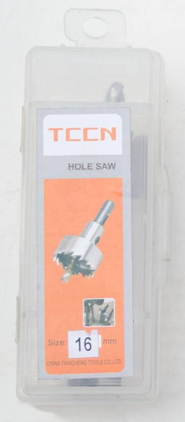 Коронка по металлу TCCN Ø 16 мм, фото 2