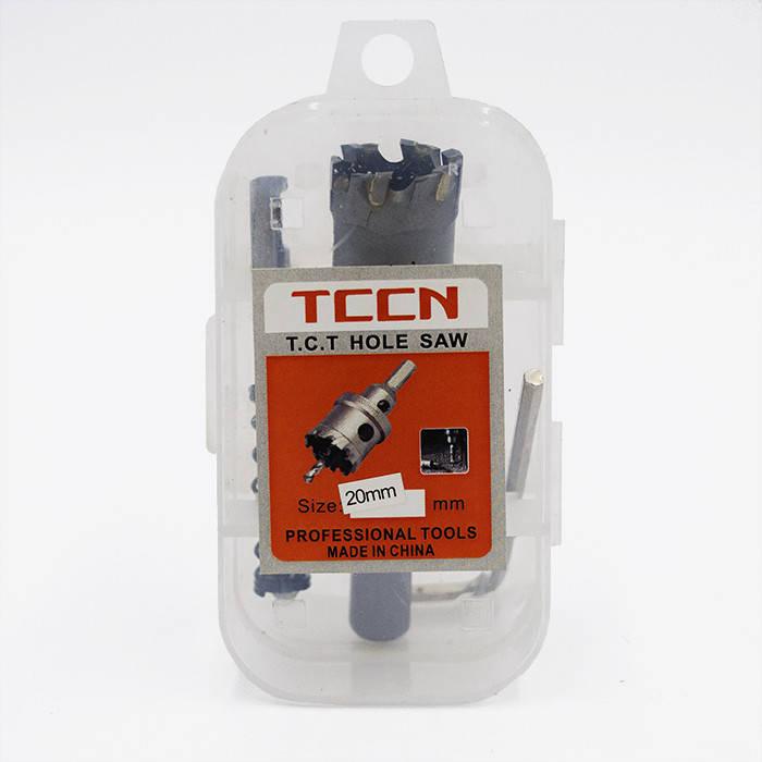 Коронка універсальна TCCN Ø 22 мм, фото 2