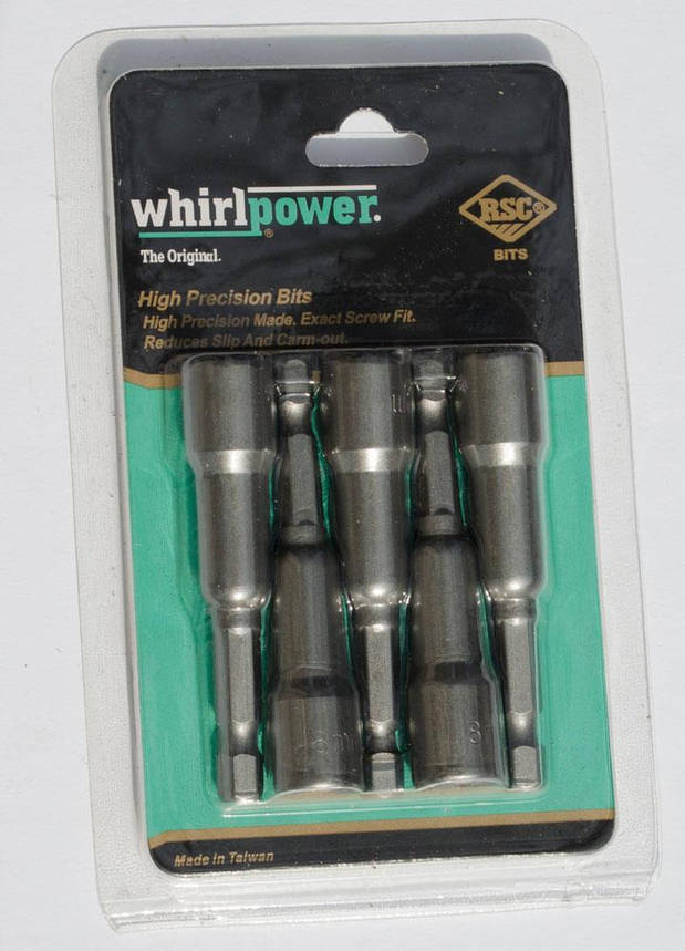 Головка Whirlpower 12x65мм (5шт.), фото 2