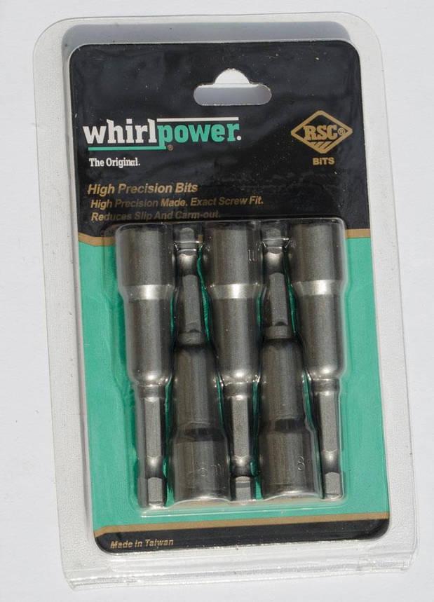 Головка Whirlpower 13x65мм (5шт.), фото 2