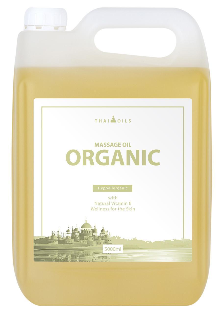 Профессиональное массажное масло «Organic 5000 ml
