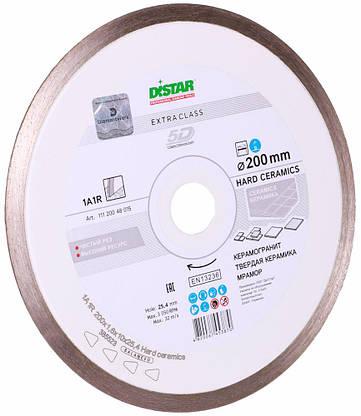 Диск алмазный отрезной Distar 180мм Hard Ceramics 5D, фото 2
