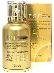 ББ-крем с экстрактом икры и золотом ENOUGH EGF Gold Caviar Luminous Whitening ВВ SPF 50 PA+++, 45 ml