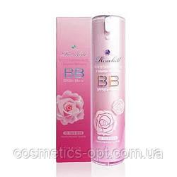 ББ-крем с розовой водой Enough UGHRosehill White Shining Rose 3 Solution BB Cream SPF 50+ PA+++, 40 ml