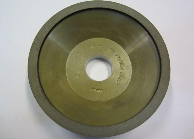 Круг алмазный Львов 125x10x32 (тарелка) 160/125