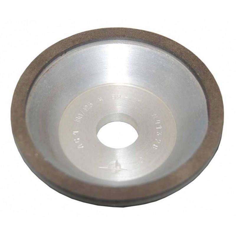 Круг алмазный Львов 125x10x32 (чашка) 160/125