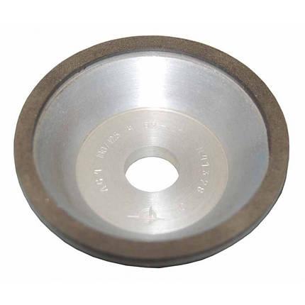 Круг алмазный Львов 125x10x32 (чашка) 160/125, фото 2