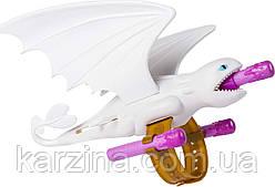 Браслет пускач Денна фурія Dreamworks Dragons Lightfury Wrist Launcher Spin Master