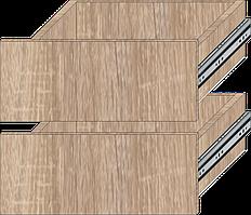 Блок ящиков Прямой вырез