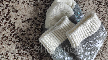 Носки зимові 100% шерсть, фото 2
