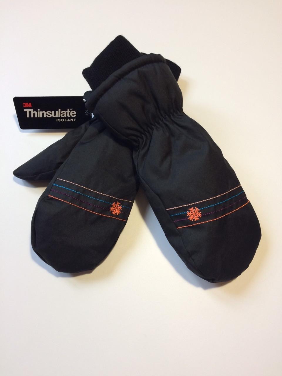 Термо варежки-краги рукавицы Crivit Thinsulate 12-13 лет