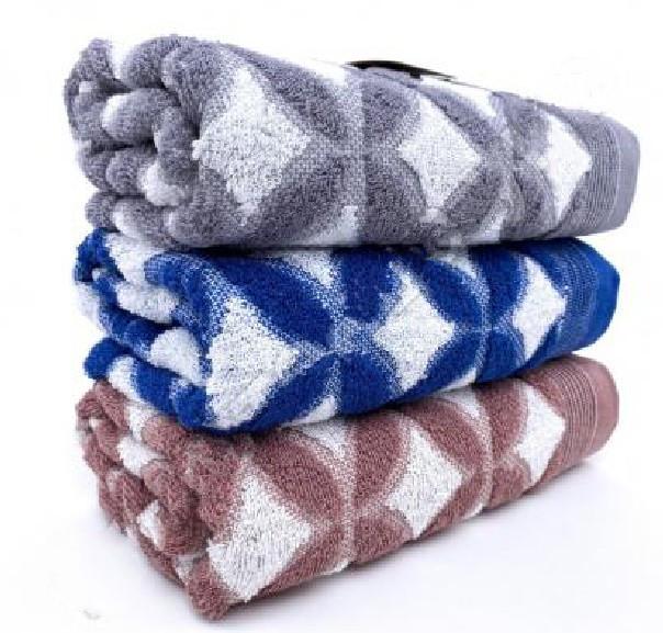 Махровые полотенца банные «Медная монета» (6 шт)