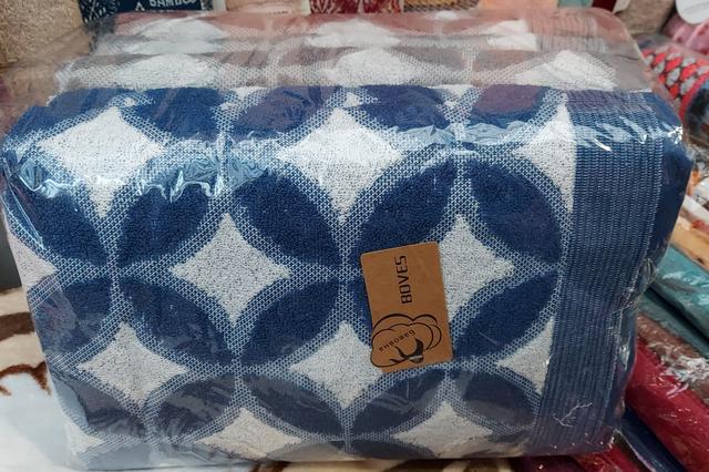 фотография полотенца махровые банные