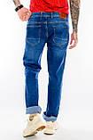 Батальные джинсы Franco Benussi Fb16-625 синие, фото 2
