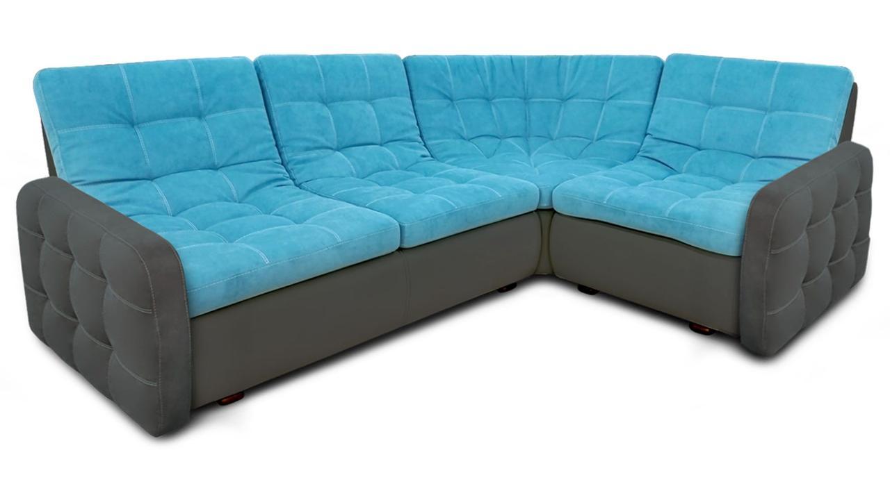 Угловой модульный диван  Орландо Мини фабрики Нота