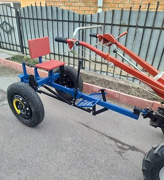 Адаптер для мотоблока ТМ Заліза під жигулівські колеса( не регульоване дишло)