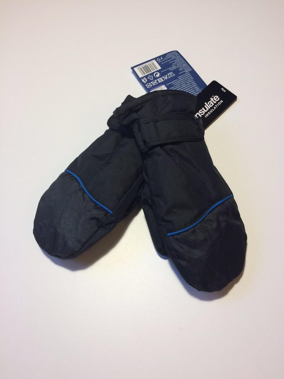 Краги термо рукавиці Crivit Thinsulate 11-12 років