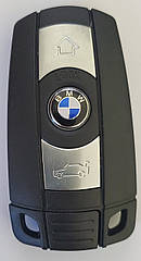 Корпус ключа с лезвием BMW 1 3 5 6 серии E90 E91 E92 E60 E70 E71 E72 E82 E87 E88 E89.