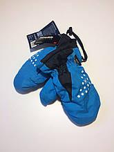 Термоварежки краги рукавицы Crivit Thinsulate 7-8 лет