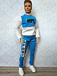 (Не для перепродажи!) Одежда для Кена - спортивный костюм, фото 7