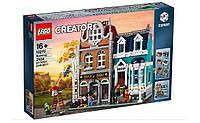 Конструктор LEGO Creator Книжный магазин 2504 детали (10270)
