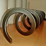 Спираль эластичная  Ø92 мм (гибкий шнек), фото 2