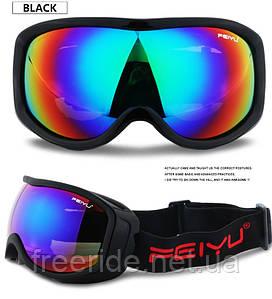 Лыжная маска FEIYU (071) очки для сноуборда