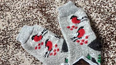Жіночі носки 100% шерсть, фото 2