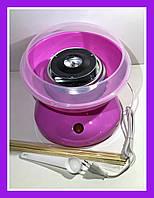 Аппарат для приготовления сахарной ваты Cotton Candy Maker. Домашний аппарат для сладкой ваты.