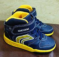 Детская демисезонная обувь для мальчики Geox, размер 27