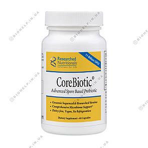 Коребиотик CoreBiotic 60 капсул Researched Nutritionals.
