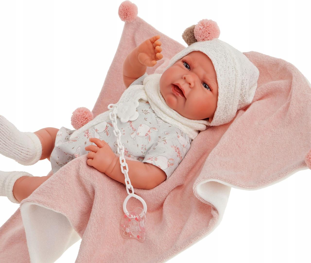Лялька немовля Lea Conjunto Juan Antonio 3308