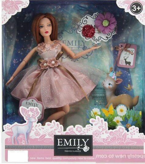Кукла Emily арт. 087 D
