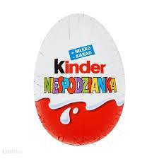 Шоколадное яйцо Киндер-сюрприз Kinder Niespodzianka, 20г