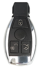Ключ Mercedes Benz Smart Key 3 кнопки, он же VVDI BE Key Pro Plus