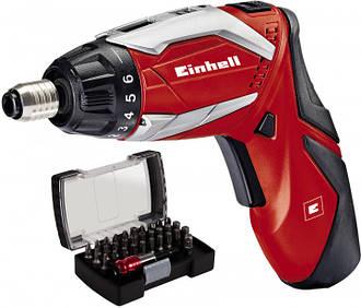 Аккумуляторная отвертка Einhell TE-SD 3.6 Li Kit