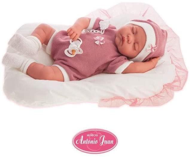 Кукла младенец Лана Antonio Juan 40 см 3380