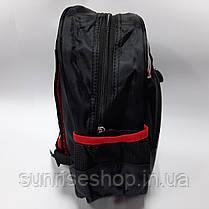 Детский рюкзак для мальчика чёрный, фото 3