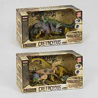 Набор Игрушки Динозавры (два вида)