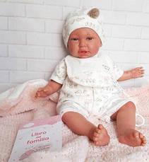 Лялька немовля Mi Premier Daniela Juan Antonio 52 см 8154, фото 3