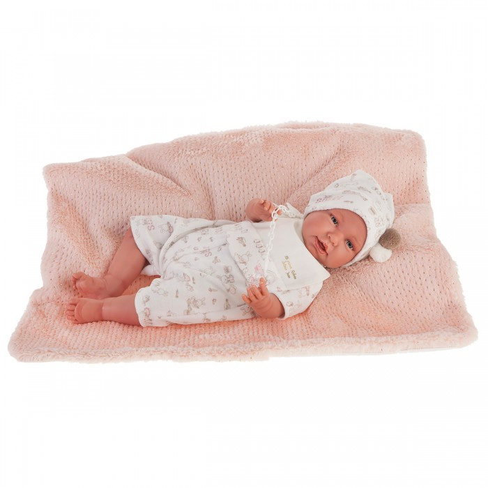Лялька немовля Mi Premier Daniela Juan Antonio 52 см 8154