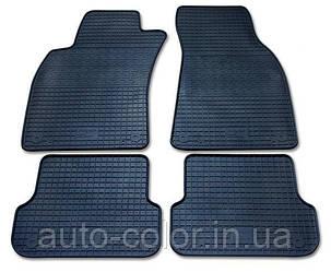 Коврики резиновые для Audi A6 (C6) 2004-2011 кт-4шт. (POLYTEP)