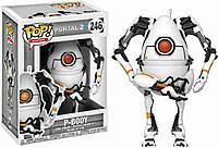 Фігурка Funko Pop Фанко Поп Портал 2 Турелі Portal 2 Turret 10 см Game P T 244