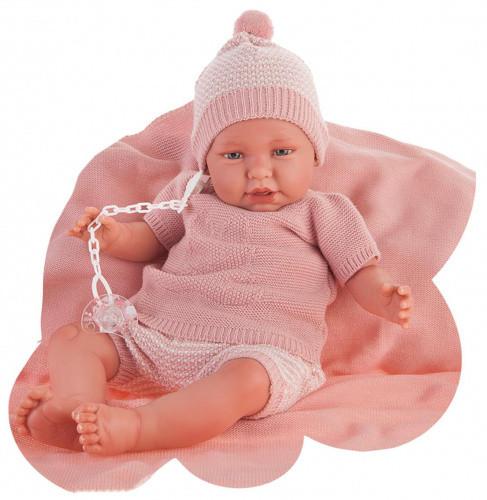 Лялька немовля Mi Premier Daniela Juan Antonio 52 см 8155