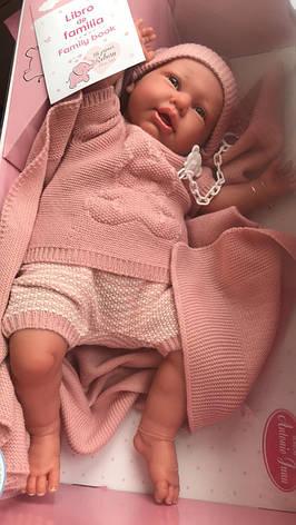 Лялька немовля Mi Premier Daniela Juan Antonio 52 см 8155, фото 2