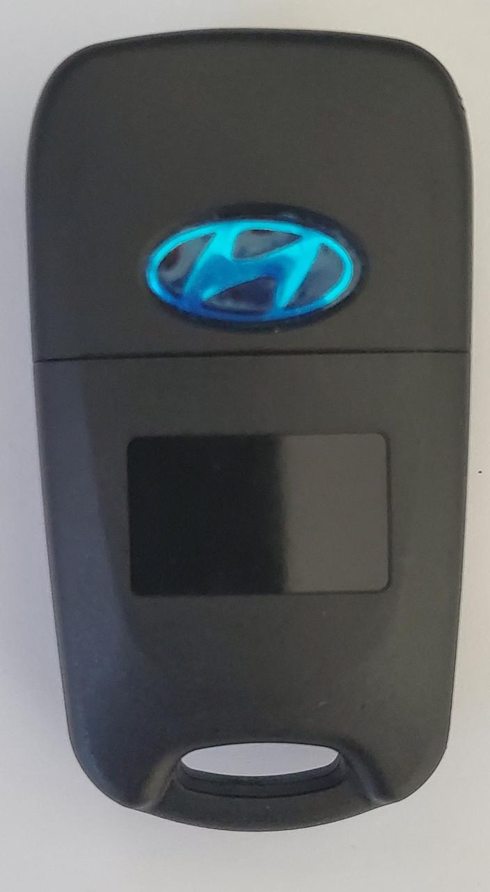 Корпус дистанционного ключа для Hyundai I20 I30 IX35 I35 Accent Kia Picanto Sportage 3 кнопки.