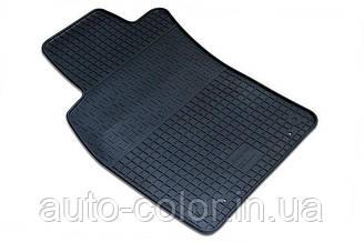 Коврики резиновые для Audi A6 (C6) 2004-2011 кт-2шт. (POLYTEP) передние