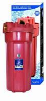 Магистральный фильтр для механической очистки горячей воды AQUAFILTER FHHOT-1