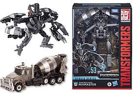 Transformers Toys Mixmaster Трансформер Микмастер Месть падших 16 см  Оригинал от Hasbrо